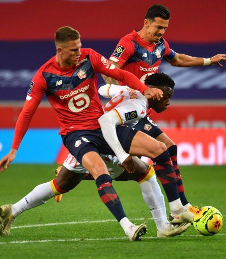 Verdediger Botman met Lille alleen aan kop van de Ligue 1