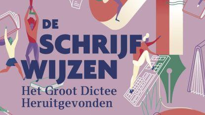 Eerste editie van 'het dictee van 't Lusterke'