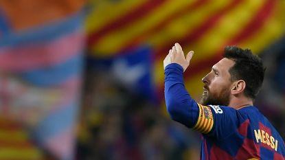 """""""Geen woorden voor"""": Valverde en media komen superlatieven tekort na nieuwe masterclass Messi"""