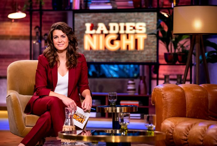 Ladies Night met Merel Westrik.