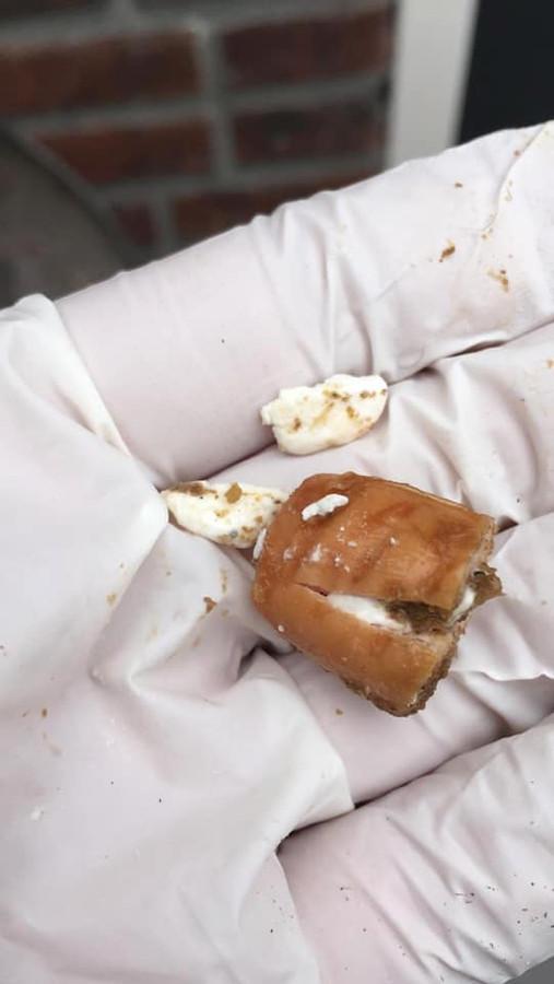 Het brood dat op de stoep van Sas Witjes lag