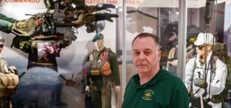 Indrukwekkend museum in Roosendaal, commando's door de jaren heen