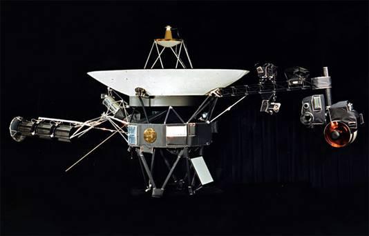 In december 2014 bevond de Voyager 1 zich op 19,56 miljard kilometer van de Aarde.