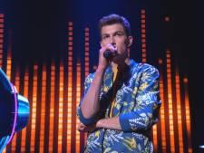 Veenendaler Daan mocht samen met Gerard Joling duet doen in tv-programma 'I Can See Your Voice'
