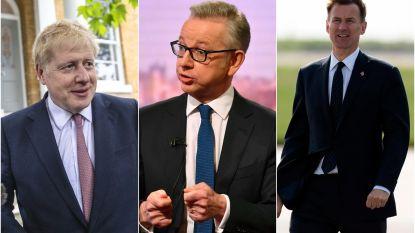 Opvolgingsstrijd Britse premier May begint vandaag: deze politici wagen hun gok
