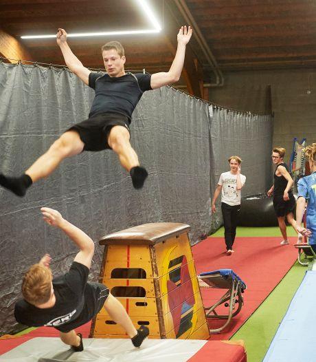De Turbo Tramps bekend door Holland's Got Talent: één en al stuiterende energie