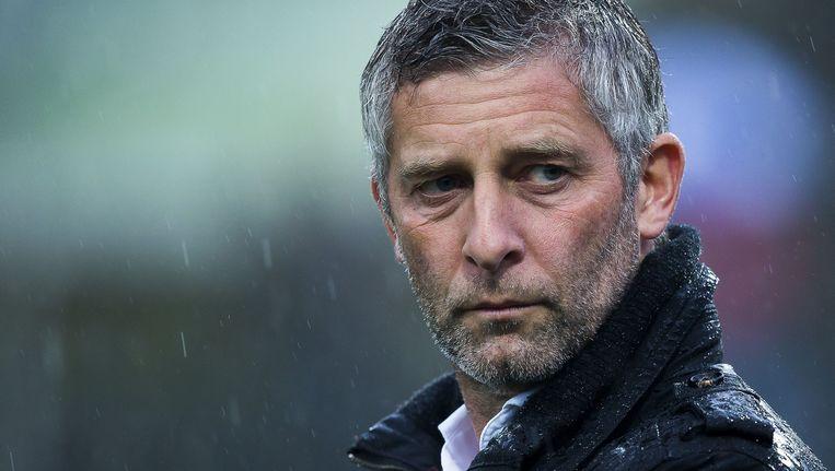 René Trost (ex-Lierse) kon VVV-Venlo niet terugbrengen naar de Eredivisie.