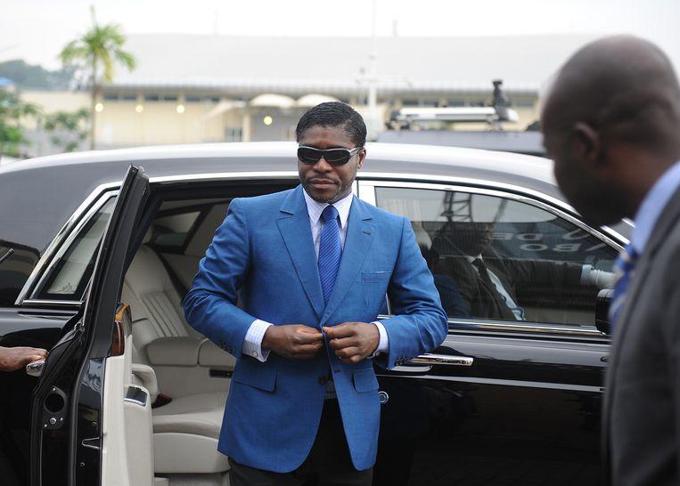 Teodorin Nguema Obiang. Beeld AFP