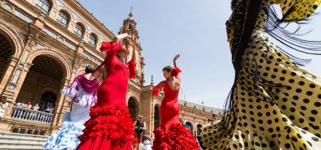 Dans de flamenco in Sevilla