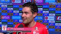 """Dumoulin: """"Ik werd even heel kwaad, maar uiteindelijk won ik toch relatief vlot"""""""