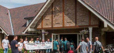 Traditie in ere hersteld, Ajax voor het eerst sinds 2015 terug in De Lutte