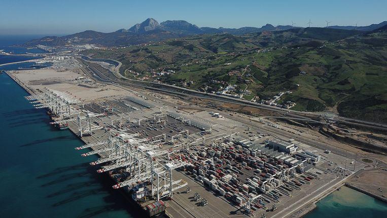 Willemen bouwde APM Terminals MedPort Tanger op twee jaar tijd.