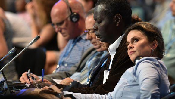 Deelnemers aan de klimaattop bereikten een onverhoopt maar eerder mager akkoord.