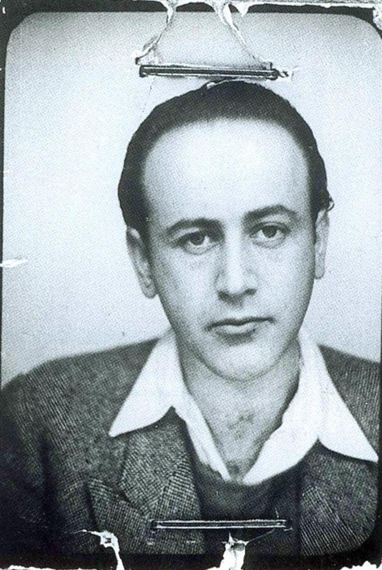 Paul Celan. Beeld