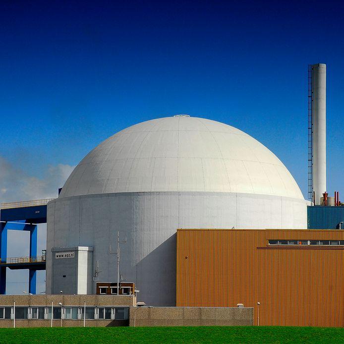 Kerncentrale in Borssele.