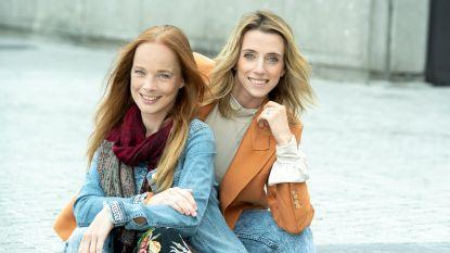 """'Thuis'-gezichten Tine Priem en Daphne Paelinck: """"We zijn zo close dat we ons zussen voelen"""""""