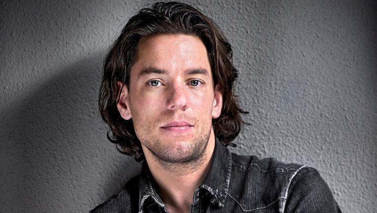 Thomas Dekker: `Ik neem alle verantwoordelijkheid.' Beeld Klaas Jan van der Weij