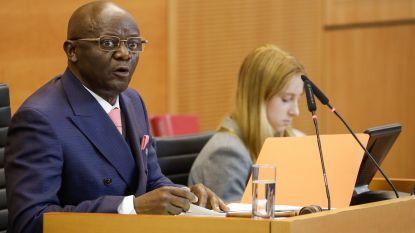 Pierre Kompany trapt nieuwe legislatuur in Brussels parlement af