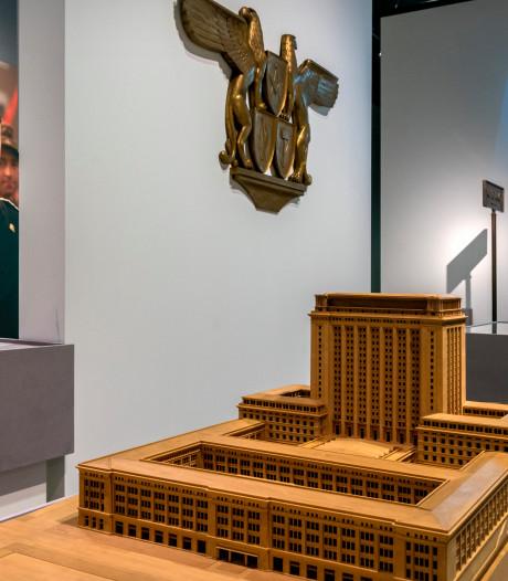 Zo ontdekte een student foutjes in de roemruchte nazi-expo in Den Bosch