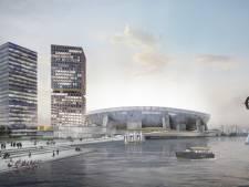 Feyenoord City vraagt supporters om ideeën voor nieuwe stadion