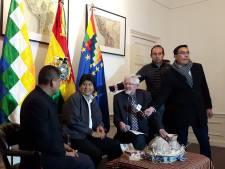 Geoloog geeft Bolivia 'pre-Inca potten' terug die hij kreeg in ruil voor koelkast
