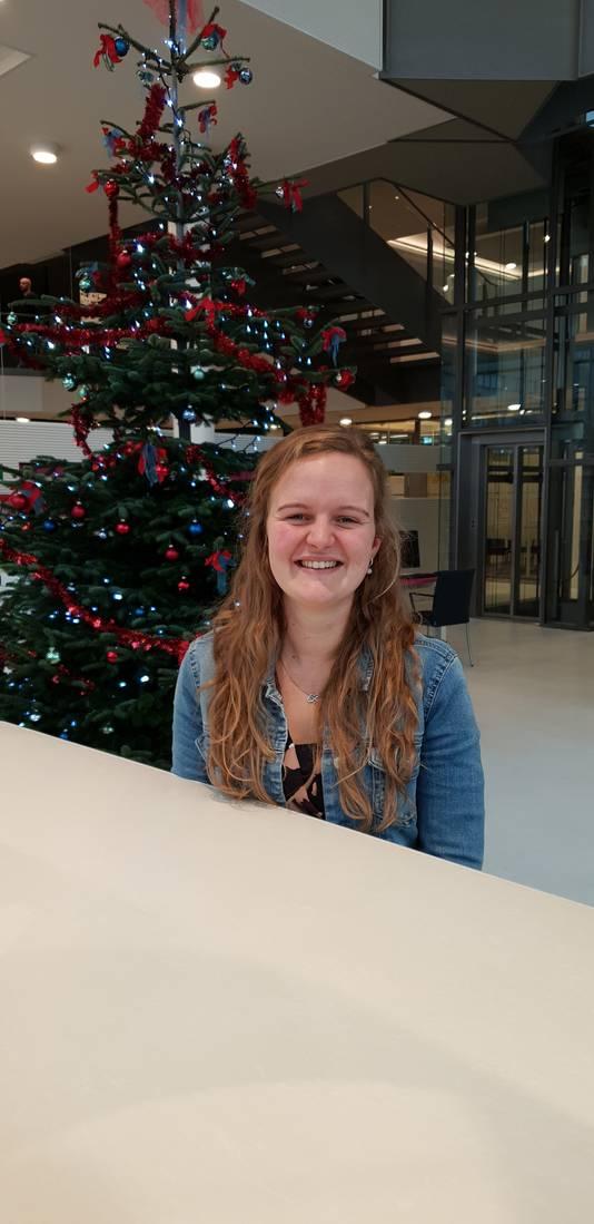 BN DeStem-verslaggever Anne Jansen