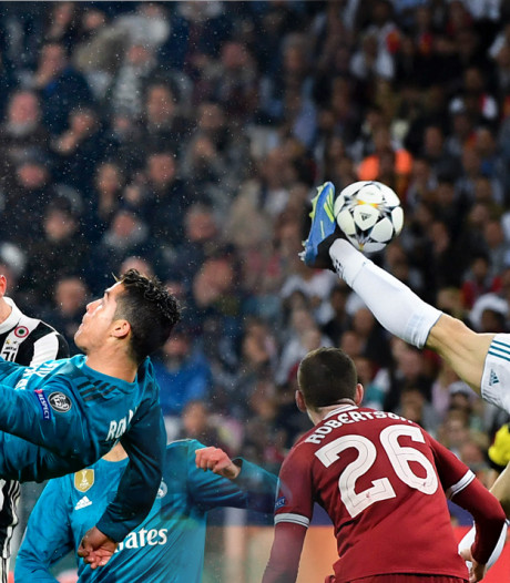 Welke omhaal was mooier? UEFA-waarnemers kiezen voor Ronaldo