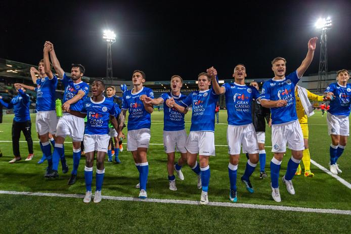 Er is dit seizoen veel te juichen voor FC Den Bosch. De club gaat nu ook op trainingskamp naar de Spaanse zon.