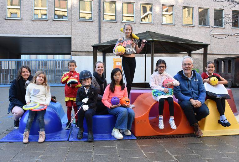 De Stad Oostende, Sport Vlaanderen en Moev riepen de leerlingen van de basisscholen in september op om massaal in sportoutfit naar school te komen.