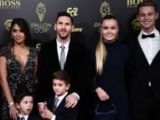 De Jong en De Ligt eindigen buiten top tien in Ballon d'Or-verkiezing