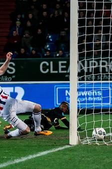 Tamme derby Willem II - NAC levert geen winnaar op