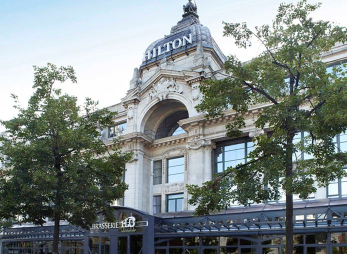 Hilton Antwerpen