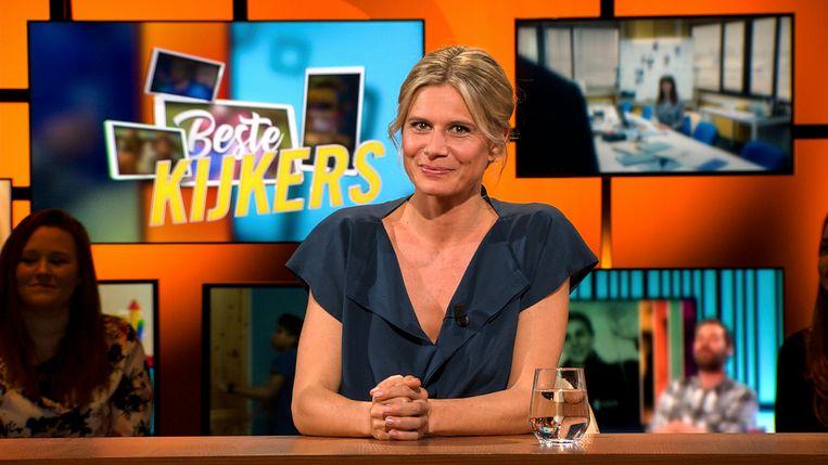 Nathalie Meskens in 'Beste Kijkers'.