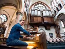 Twaalf uur op het orgel om geld in te zamelen voor de Bonaventurakerk