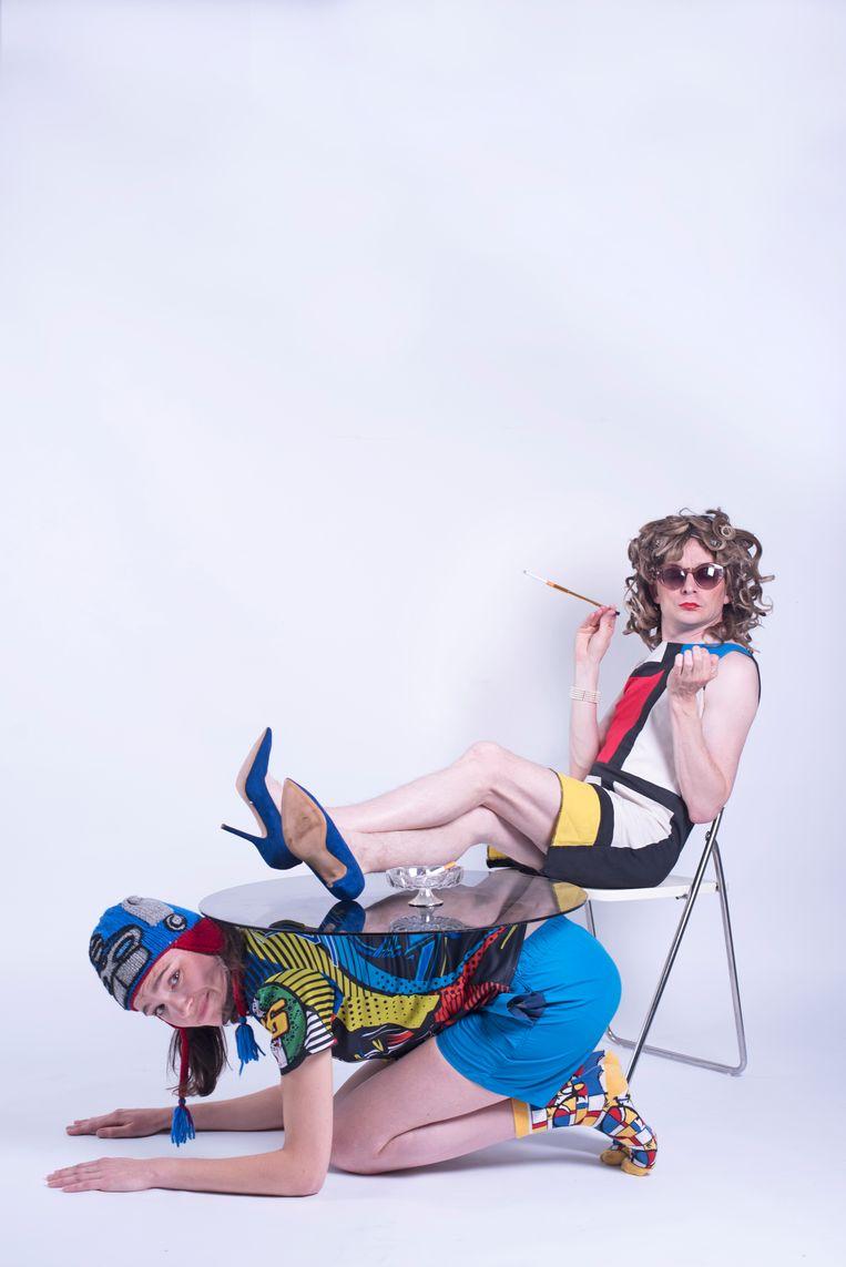 Mijn moeder is een diva (8+) van De Toneelmakerij.   Beeld Jan Hoek