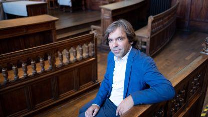 """Mechelse rechtbank zetelt als eerste Belgische rechtbank online in coronatijd: """"We willen een moderne rechtbank in een oud gebouw zijn"""""""