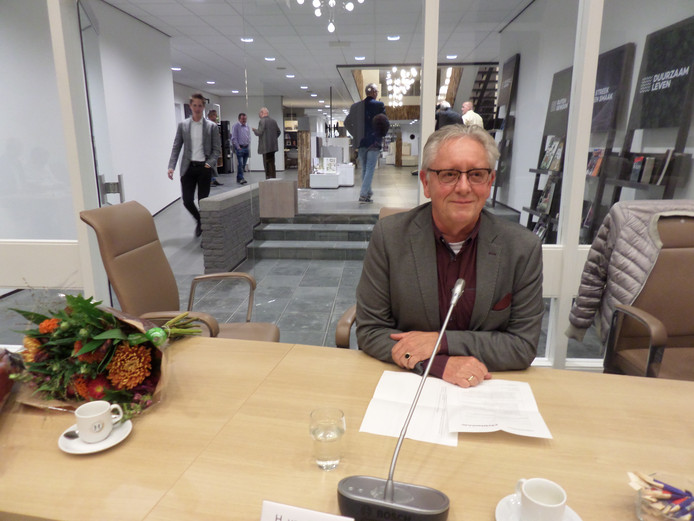 Henk van Putten, nieuw raadslid voor CDA Woudrichem