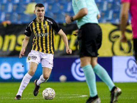 Vitesse wil Rasmussen jaar langer huren van Fiorentina