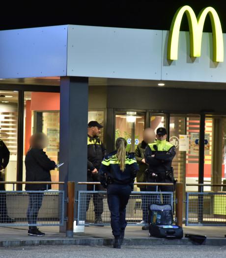 Schot gelost bij vechtpartij op parkeerplaats McDonald's in Zoetermeer