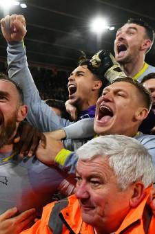 Doelman Kelle Roos stunt met Derby County in FA Cup