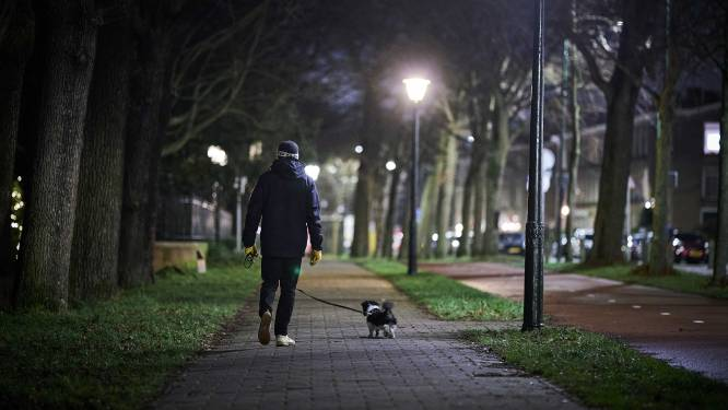 Nederlanders willen avondklok omzeilen met koeriersuniformen en 'leenhonden'