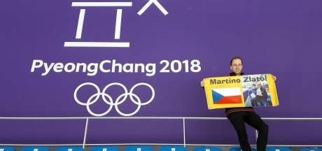 Vriezenveense fan naar Pyeongchang voor... Tsjechische schaatster