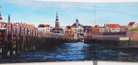 Panorama Vlissingen maakt plaats voor dat van Middelburg