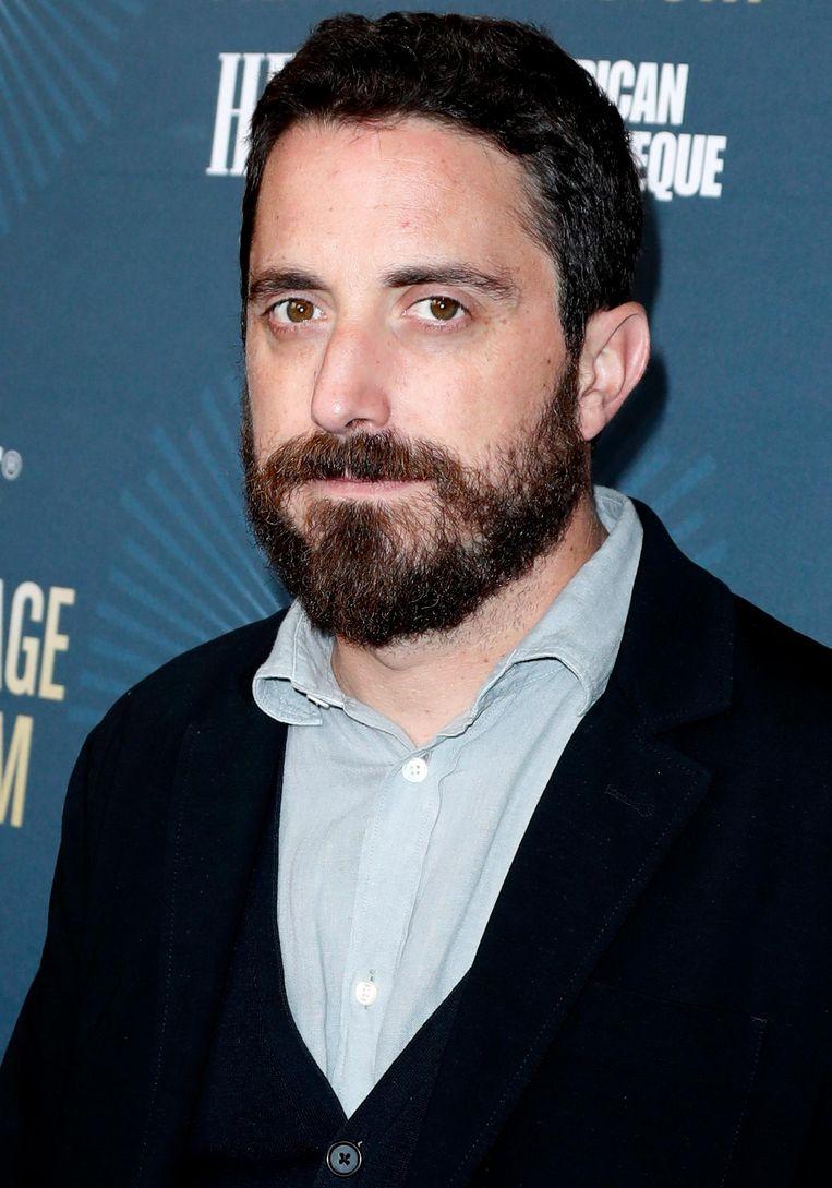 Pablo Larraín Matte, de regisseur van Jackie. Beeld EPA/Paul Buck