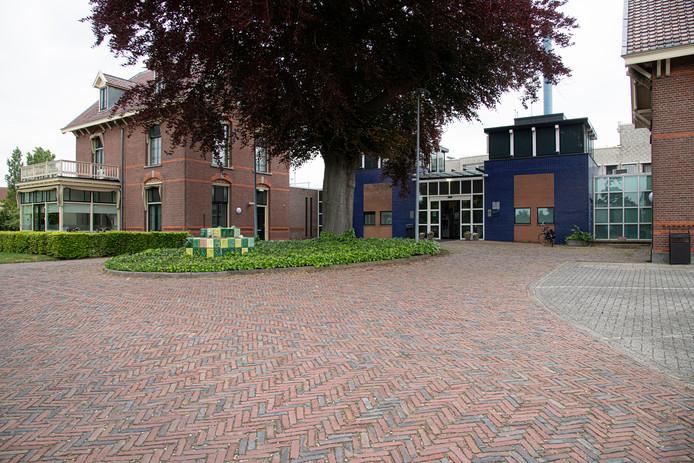 Jeugdgevangenis De Hunnerberg in Nijmegen.