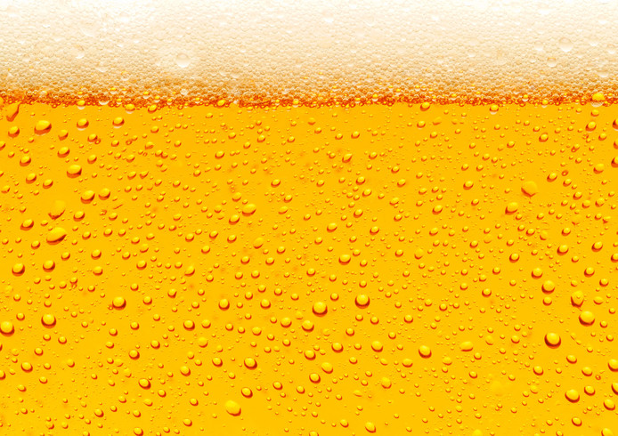 IPTCBron  Getty Images/Hemera;@DESCRIPTION:#169 Dario Sabljak  Close up of beer bubbles;Not Released NR