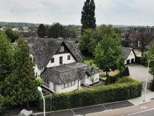 Stekker uit plan Villa Rozenhof in Oldenzaal