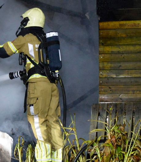 Brand in opslagruimte STEK Breda: 'Leuk is het niet, maar het had ook anders af kunnen lopen'