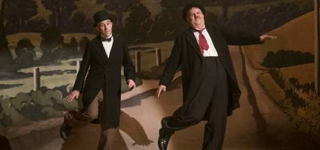 Ik ben lid van een internationaal genootschap van liefhebbers  van Laurel en Hardy