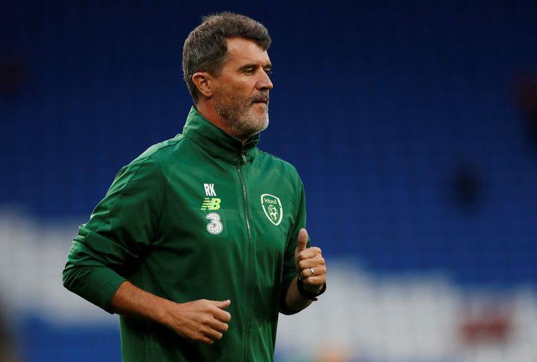 Roy Keane is tegenwoordig T2 van Ierland.